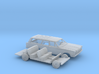 1/160 1966 Ford Country Squire Kit 3d printed