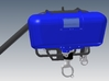 EC 155 Winch for Police Helicopter 3d printed