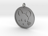 Mouse Pendant 3d printed