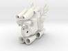 Deerling BJD Adult with Horns 3d printed