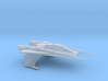 Space Race - #3 - Starfighter 3d printed