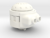 Martian Sand Crawler Weapon Mount Adapter 3d printed