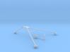M3 Tripod  (1:18 scale) 3d printed