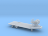 trailer at scale 1:148 3d printed