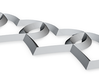 Logo Audi Heart 3d printed