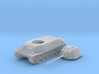1/72 German Pz.Kpfw. T25 Medium Tank 3d printed 1/72 German Pz.Kpfw. T25 Medium Tank