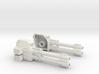 Dreadnought Autocannon arms R+L, 28 mm 3d printed