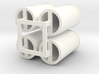 1/35 Trash Can set #3 MSP35-038 3d printed