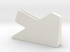 Boker Plus Subcom F Sharpening Jig (Shallow angle) 3d printed