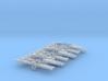 NEM OO Instanter Couplings - Sample Set 3d printed