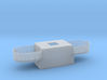 1/192 DKM Graf Spee Tower part3 3d printed
