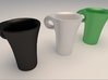 Espresso Cup (tall)2 3d printed