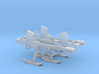 28mm SciFi Lahti automatic cannon (x3) 3d printed
