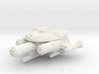 3788 Scale Seltorian New Heavy Cruiser (NCA) MGL 3d printed