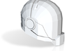 Sci-fi Helmet 3 volume estimate 3d printed