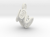 Spiraling Angel 18 3d printed