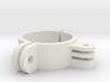 Rollbar GoPro Mount 3d printed