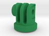 GoPro Insert for Garmin Flat Mount 3d printed