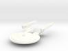 Loknar Class VIII Refit Frigate 3d printed
