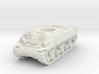 Sherman M4 Hull 15mm / 1/100 3d printed