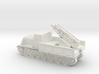Japanese Ha-To 300mm Armoured Mortar Carrier 15mm  3d printed