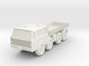1/100 Tatra 813 plain model 3d printed