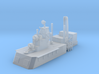 1/500 Scale CLG Aft Structure No Mast 3d printed