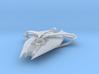 NR G'Quan Class Heavy Cruiser Full Thrust Scale 3d printed