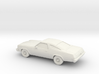 1/87 1975 Chevrolet Chevelle Coupe 3d printed