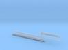 Katana - 1:6 scale - Straight Blade - Tsuba 3d printed