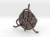 IHES Logo Small Lapel Pin 3d printed
