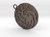 Targaryen Sigil 3d printed
