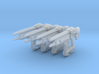 Telesto (1:18 Scale) 4 Pack 3d printed