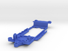 1/32 Scalextric Corvette L88 Chassis for SW pod 3d printed