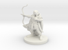 Dwarf  Male  Ranger 3d printed