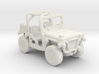 M1163 prime mover 1:160 scale 3d printed