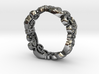 Antique design scroll band size 9 3d printed