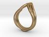Raindrop Ring 3d printed