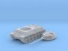 1/144 Czech Škoda T 40 Medium Tank 3d printed 1/144 Czech Škoda T 40 Medium Tank