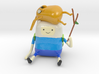 Jake and Finn adventure time 3d printed