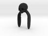 SKULL #4 KEY FOB FOR MINI COOPER F MODELS 3d printed