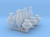 15mm Vases 3d printed