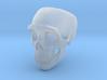 Neanderthal Skull Ring size 12 3d printed