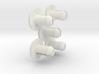 steelcase tanker desk roller retainer set 3d printed