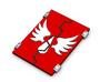 Rhino Top - Blood Angels 3d printed