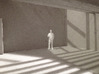 Architectural Man - 1:50 - Presenting  3d printed In Architectural Model