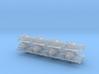 LNER Coach Vacuum Cylinder  3d printed