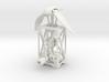 Mechanical Bird Automaton 3d printed