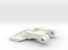 110310800 reinforced dryer handle component part  3d printed
