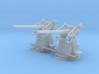 "1/72 12-pdr 3""/45 (76.2 cm) 20cwt Guns x2 3d printed 1/72 12-pdr 3""/45 (76.2 cm) 20cwt Guns x2"